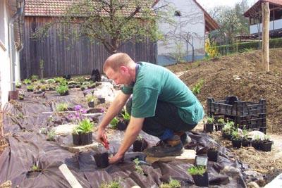naturconcept - referenzprojekt 'st. christophorus', Hause und Garten